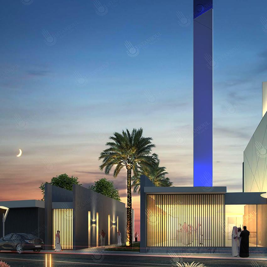 The Mosque Project