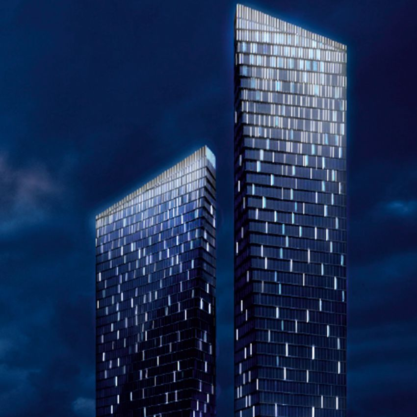 Business Tower Project – Kuwait