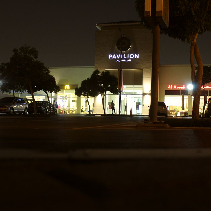 The Pavilion Mall Project