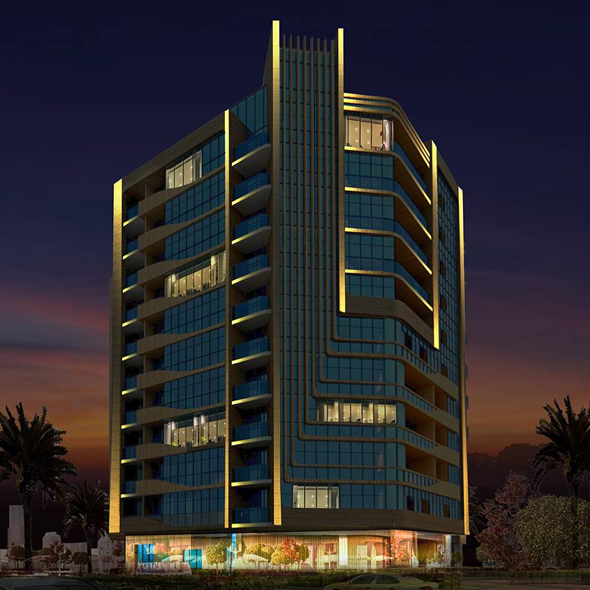Residential Buildings Project