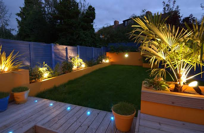 Garden lighting: how to make the most of your outdoor space after dark